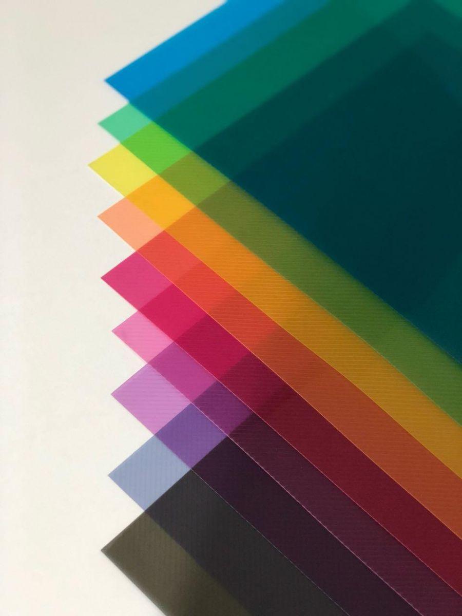 Capa A4 - Colorida Line